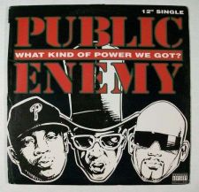 Buy PUBLIC ENEMY ~ What Kind Of Power We Got? 1994 Rap EP