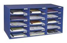 Buy Mailbox Rack Holder Classroom Office Storange Cardboard Organizer Book Paper New