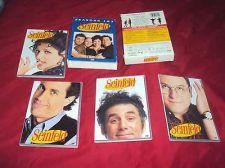 Buy SEINFELD SEASONS 1 & 2 DVD 4 DISCS BOX ART SLIP COVER & ART CASES VG TO NRMNT