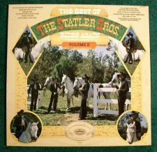 Buy THE BEST of THE STATLER BROTHERS / RIDES AGAIN Vol. II ~ 1980 Country LP