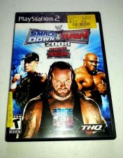 Buy PS3 Wii 2007: WWE SMACK Down vs.RAW 2008-Wrestling Sports-T-ECW-NTSC-U/C-Complet