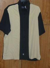 Buy Mens NAT NAST Luxury Originals 100% Silk Bowling Shirt Medium M
