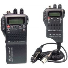 Buy New MIDLAND 75-822 HANDHELD 40-CHANNEL CB RADIO WITH WEATHER/ALL-HAZARD MONITOR