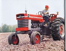 Buy MASSEY FERGUSON MF165 OPERATIONS MAINTENANCE MANUAL for Gas or Diesel Tractors