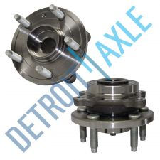 Buy Pair of 2 NEW Front or Rear Wheel Hub and Bearing Assembly AWD 2WD