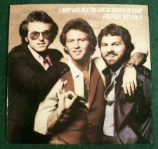 Buy LARRY GATLIN & THE GATLIN BROTHERS BAND ~ GREATEST HITS Vol. II 1983 LP