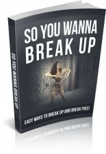 Buy So You Wanna Break Up Ebook + 10 Free eBooks With Resell rights ( PDF )