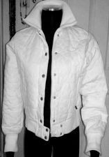 Buy PUMA Official Scuderia FERRARI White JACKET Quilted 100% Cotton Lined-Women's S