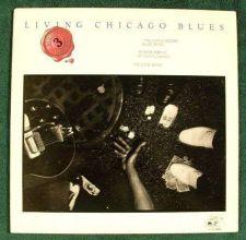 Buy LIVING CHICAGO BLUES **** 1978 Blues LP