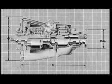 Buy VELVET DRIVE 71c 72c BOAT MARINE TRANSMISSION MANUAL Hydraulic Direct Drive 72 C