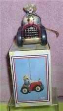 Buy Emmett Kelly Jr. circus clown Red Hot Rod clown car Flambro MIB ornament