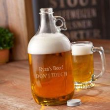 Buy Brewers Personalized Growler - Free Personalization