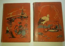 Buy LOT 2 Rare English Illustrated BOOKS-1st Ed.1935 CHILDCRAFT Series Vol.2 & Vol.3