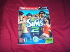 Buy THE SIMS 2 PRIMA OFFICIAL GAME GUIDE VG TO GOOD SHIPS SAME DAY OR NEXT