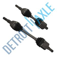 Buy Front Driver Passenger CV Axle Shaft 3 Spd Chevy Pair