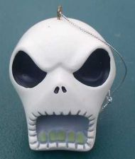 Buy Nightmare Before Christmas Jack yelling head NMBC ornament