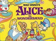 Buy Disney Alice In Wonderland W D Productions Lobby Card