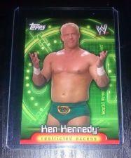 Buy 2006 Topps restricted access #58 KEN KENNEDY Grade 10 WWF WWE WCW TNA