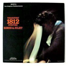 Buy TCHAIKOVSKY ~ 1812 Overture / Romeo & Juliet Z Mehta / L.A. Philharmonic