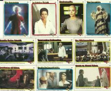 Buy Star Trek Motion Picture Cards 1979 Lot of 27 Cards