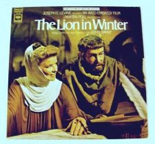 Buy THE LION IN WINTER *** 1969 Soundtrack LP