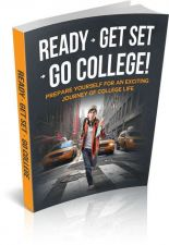Buy Ready - Get Set - Go College + 10 Free eBooks With Resell rights ( PDF format )