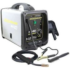 Buy Amp Fluxcore Pro Series 125 Mig Welder Kit Metal Tool Repair Service Shop Garage