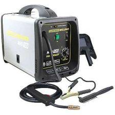 Buy Amp Fluxcore Pro Series 125 Mig Welder Kit Metal Tool Repair Service Shop Garage