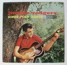 Buy JIMMIE RODGERS ~ Jimmie Rodgers Sings Folk Songs 1959 Folk / Pop LP