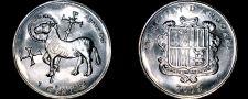 Buy 2002 Andorra 1 Centim World Coin - Lamb of God Depicted