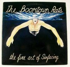 """Buy BOOMTOWN RATS """" The Fine Art of Surfacing """" 1987 Punk Rock LP"""