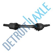 Buy Complete Front Driver Side CV Axle Shaft - AWD/FWD - Made in USA