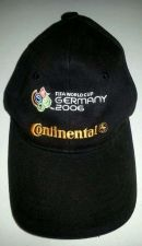 Buy Football RARE HAT-Official Licensed FIFA World Cup 2006-Black 100% Cotton-Unisex