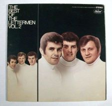 Buy The BEST of THE LETTERMEN, Vol. 2 1969 Pop LP