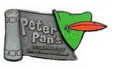 Buy Disney WDW - Hat Series (Peter Pan) Limited Edition pin/pins