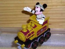 Buy Disney Mickey Train Engineer Die Cast Metal Eastern RW