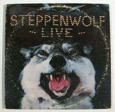 Buy STEPPENWOLF ~ Steppenwolf LIVE 1970 Double Rock LP