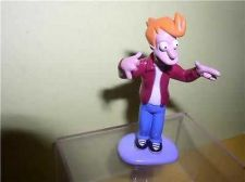 Buy Futurama - Diecast - Die Cast Metal - Fry 3 inch Heavy Weight