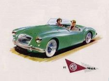 Buy MGA MG WORKSHOP & PARTS MANUALS - 1200pgs w/ Service Repair & Maintenance Info