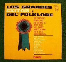 Buy LOS GRANDES Exitos DEL FOLKLORE ~ LP Argentina