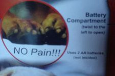 Buy IF PEDI PAWS SCARES YOUR PET,TRY THIS ITS SPECIALLY MADE FOR SMALL DOGS AND CATS