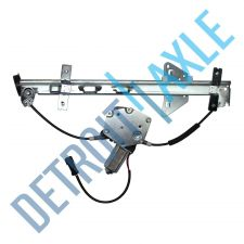 Buy NEW Rear Passenger Side Window Regulator Assembly w/ Motor