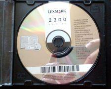 Buy Windows Lexmark 2300 Series Software & Drivers CD