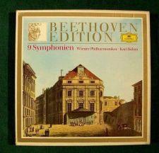 Buy BEETHOVEN Edition ~ 9 Symphonien / Karl Bohm 8-LP Classical Box Set