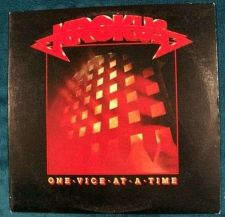 "Buy KROKUS "" One Vice At A Time "" 1982 Metal LP"