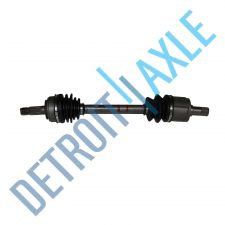 Buy Complete Front Passenger Side CV Axle Shaft - FWD; Exc. Wagon - Made in USA