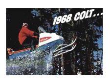 Buy POLARIS COLT & MUSTANG PARTS MANUALs for 1966 1967 1968 1969 Snowmobile Repair