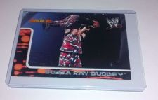 Buy Bubba Ray DVon Dudley #5 Royal Rumble 2002 Fleer Wrestling Card WWE WWF