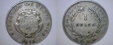Buy 1948 Costa Rican 1 Colon World Coin - Costa Rica