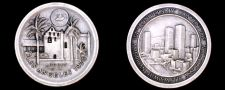 Buy 1975 American Numismatic Association 84th Convention 29.8g Silver - Los Angeles